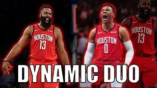 Why the Houston Rockets Can Win an NBA Championship with Russell Westbrook!