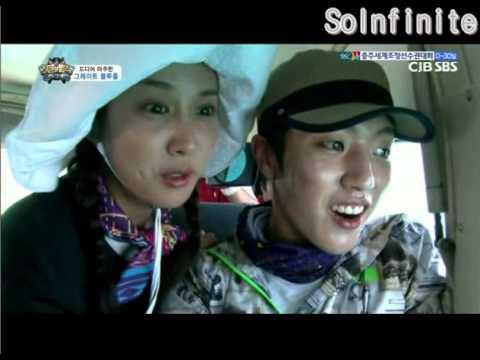 {รีอัพ} ซับไทย 130726 เด็กชายซองยอลในป่าใหญ่ ซองยอลคัท