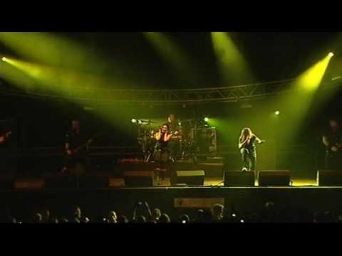 Lacuna Coil - Not Enough (Live Graspop 2009)