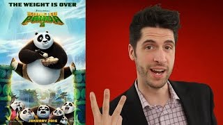 Kung Fu Panda 3 – Movie Review