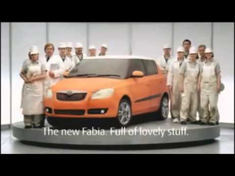 Top 10 Car Adverts