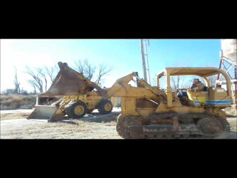 International 175C track loader for sale | no-reserve Internet auction March 2, 2017