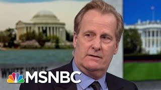 Jeff Daniels: 'It's The End Of Democracy' If We Lose 2020 | Deadline | MSNBC