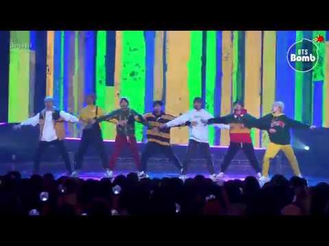 [BANGTAN BOMB] '고민보다GO' stage @COMEBACK SHOW 'BTS DNA' - BTS (방탄소년단)