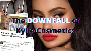 The Downfall Of Kylie Cosmetics | What Happened To Kylie Jenner's Makeup Empire?
