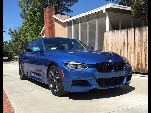 2016 BMW 340i M-Sport – One Take