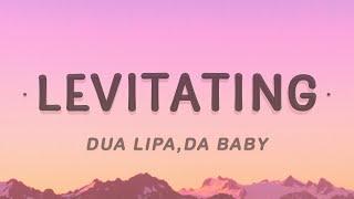 Dua Lipa - Levitating Feat. DaBaby (Lyrics)