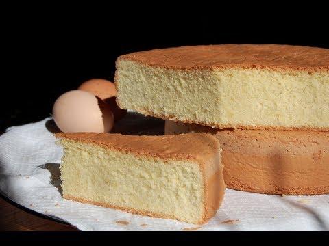 Ricetta pan di spagna perfetto, trucchi e suggerimenti ...