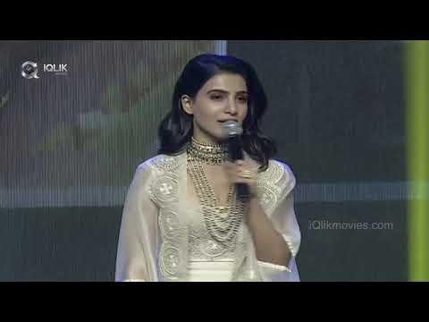 Samantha-Emotional-Speech---Majili