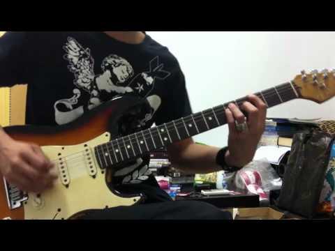 八三夭 來去夏威夷2012 Guitar Cover