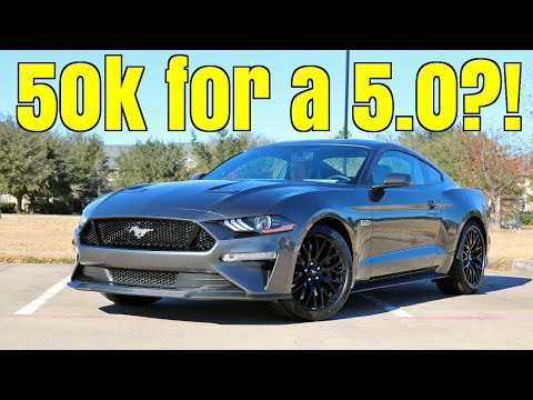 2018 Ford Mustang 5.0 Drive & Review (10 Speed Auto)