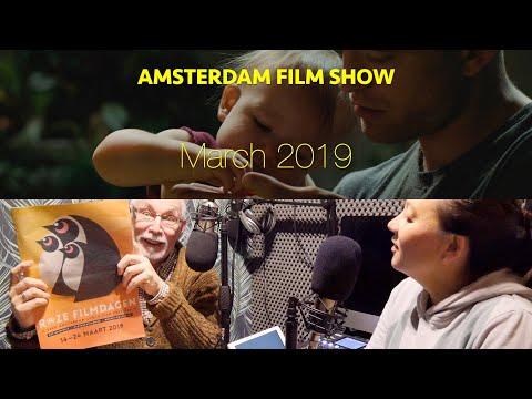 March 2019 | Amsterdam Film Show (FULL EPISODE) photo
