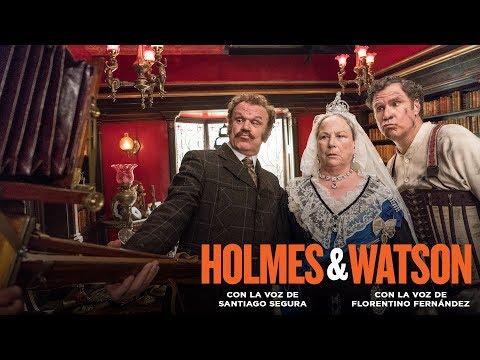 HOLMES & WATSON. Selfie con la reina. En cines 22 de febrero.