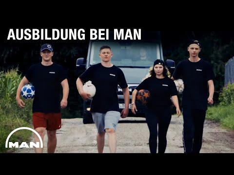 Jetzt durchstarten - Mit einer löwenstarken Ausbildung bei bei MAN Truck & Bus Deutschland