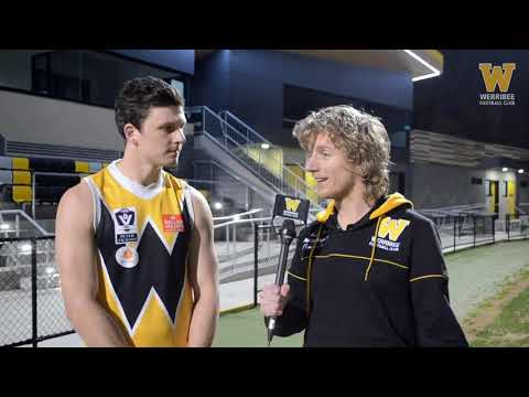 Kurt Aylett: Round 14 Player of the Week