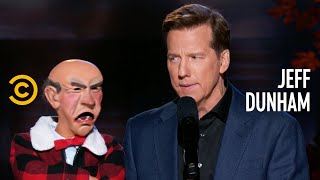 Walter Roasts Jeff for Being Vegan - Jeff Dunham's Last-Minute Pandemic Holiday Special
