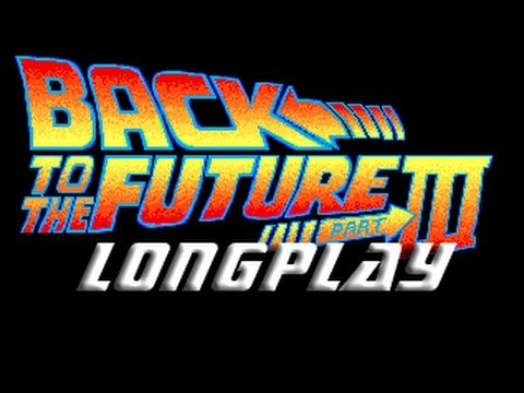 Back to Future III (Commodore Amiga) Longplay