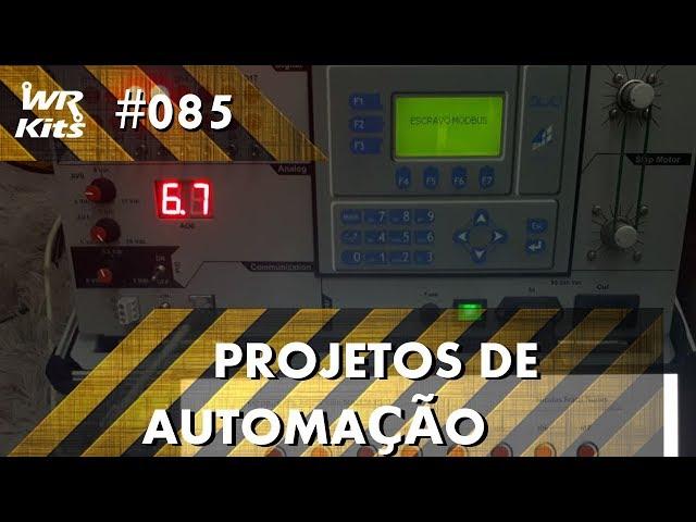 PROTOCOLO MODBUS CLP ALTUS DUO E BLUE PLANT | Projetos de Automação #085