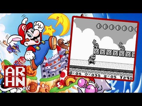 Super Mario Land 2: 6 Golden Coins -- recenzja retro