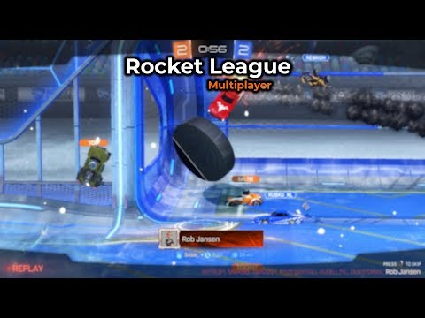 Rocket League (Opname 06/02/2019)