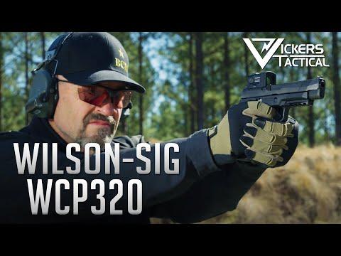 WILSON COMBAT-SIG SAUER WCP320