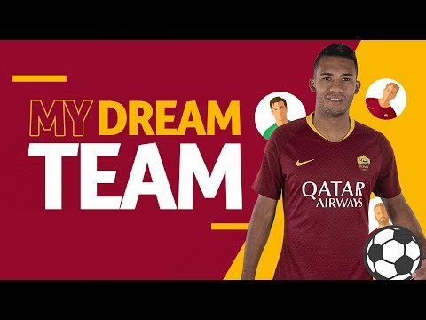 VIDEO - Juan Jesus stila il suo 'Dream Team': c'è anche Dzeko