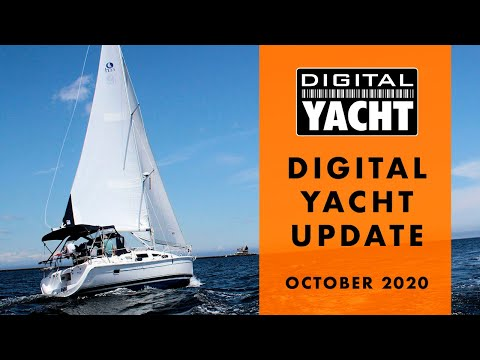 Digital Yacht Update OCTOBER 2020