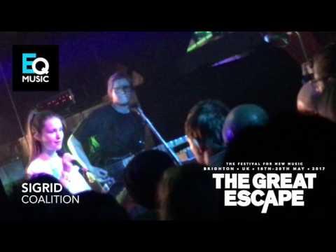 Sigrid @ The Great Escape Festival 2017