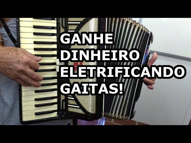TENHA UMA EXCELENTE RENDA EXTRA ELETRIFICANDO ACORDEONS!