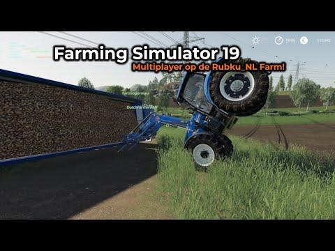 Farming Simulator 19 -- Opname 07/05/2019