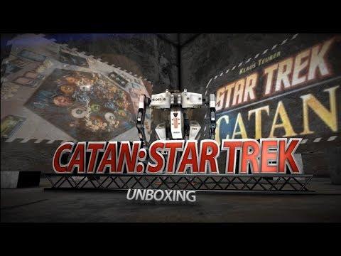 Yo Tenía Un Juego De Mesa TV #8: Unboxing Star Trek: Catán