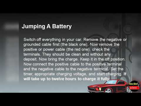 Testing and Charging Your Car Battery in Adelaide