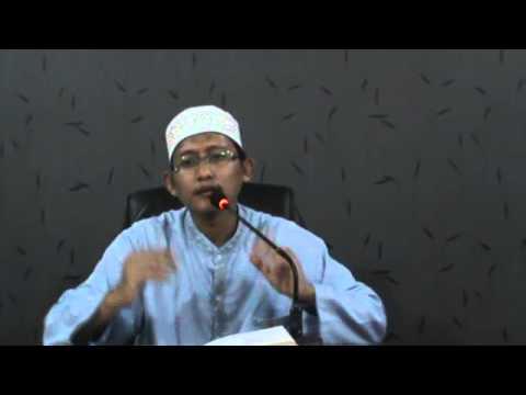 ust badrusalam arbain nawawi hadits 20 130113