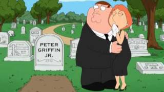 Peter griffin kills Peter Griffin Jr.