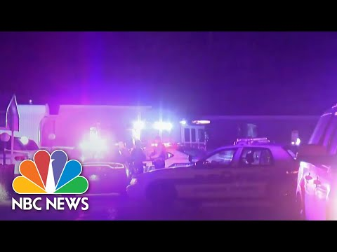 U.S. Sees Wave Of Gun Violence Over The Weekend | NBC Nightly News