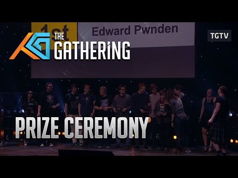TG17: Prize Ceremony