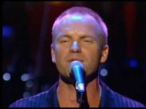 Sting -  Every Little Thing She Does Is Magic Live