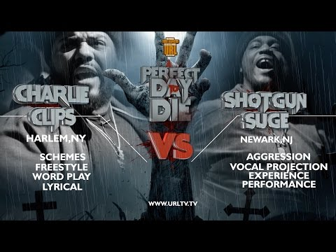 CHARLIE CLIPS VS SHOTGUN SUGE SMACK/ URL RAP BATTLE