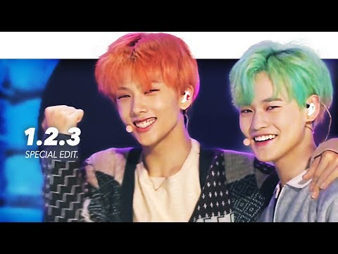 [LIVE] NCT DREAM '1, 2, 3' Stage Mix(교차편집) Special Edit.