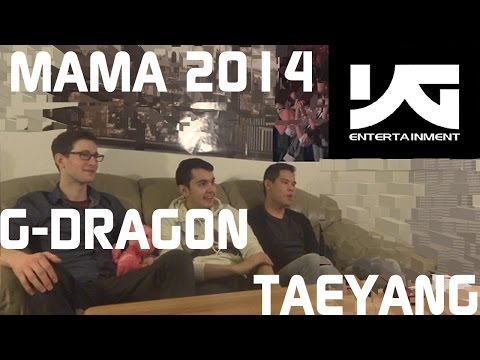 G-Dragon+Taeyang - MAMA 2014 Live Reaction, Non-Kpop Fan Reaction [HD]
