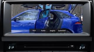 Jaguar F-PACE 17MY | InControl Touch Pro – Sistema Multimediale