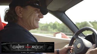 Brian Johnson - Cars that Rock - Brian's Brother Part 1