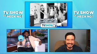 tWitch and Randall Park Can't Believe These Were Real TV Shows