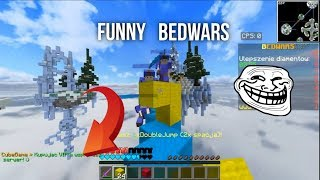BedWars Moments! • Funny, Epic, Skill, Trolling, Traps, Fails #2