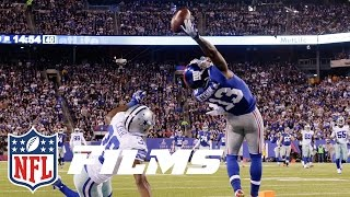 #4 Odell Beckham Jr's Catch vs. the Cowboys | Top 10 Greatest Catches of All Time | NFL Films