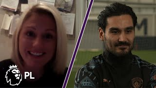 Ilkay Gundogan leading Manchester City title bid | Inside the Mind with Rebecca Lowe | NBC Sports