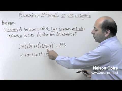Ecuacion de 2º grado 6