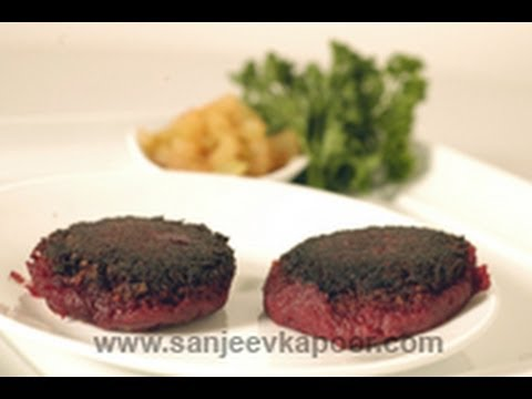 Amla aur beetroot ki Tikki Full Free Video Recipe, Recipe in Hindi
