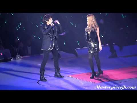 [fancam] 101226 Jonghyun solo girls full ver at SHINee 1st concert in Japan