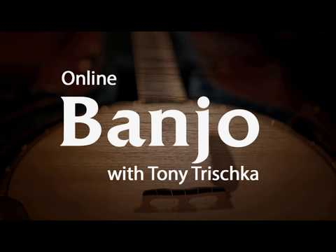Learn Banjo Online with Tony Trischka at ArtistWorks